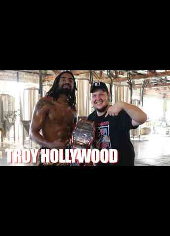 TROY HOLLYWOOD Interview at Ignite Wrestling