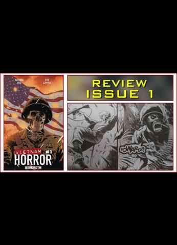 Vietnam Horror Issue 1 Comic Book Review