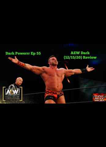 AEW Dark (12/15/20) Review - Dark Powerrr Ep 55
