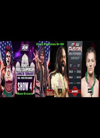 AEW Dark/AEW Women's Eliminator Tournament/MLW Fusion Review - Dark Power Ep 66