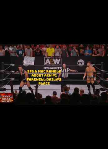 """AEW Dynamite (6/30/21) Review 