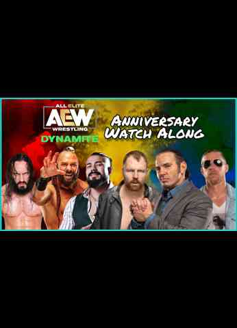AEW Dynamite Anniversary Watch Along/Live Reactions (10/6/21)