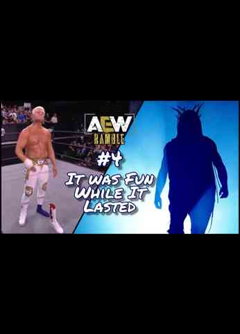 AEW Dynamite: Homecoming 2021 (8/4/21) Review | AEWramble #4 - It Was Fun While It Lasted