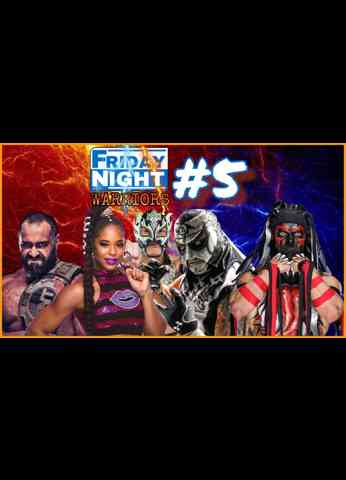 Friday Night Warriors #5 - WWE Smackdown & AEW Rampage Watch Along & LIVE Reactions