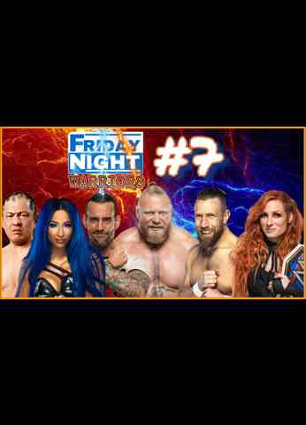 Friday Night Warriors #7 - WWE Smackdown & AEW Rampage Watch Along/Live Reactions