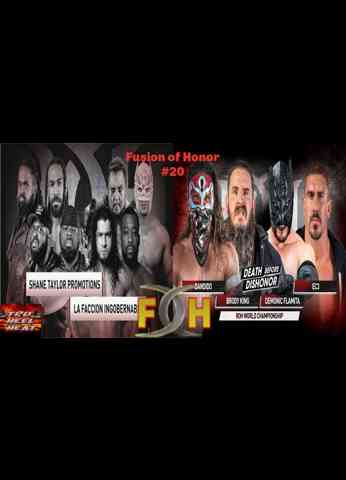 Fusion of Honor #20 - Death Before Dishonor Preview | ROH TV (9/3/21) Review