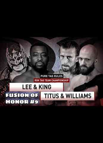 Fusion of Honor #9 - ROH TV (6/12/21) Review
