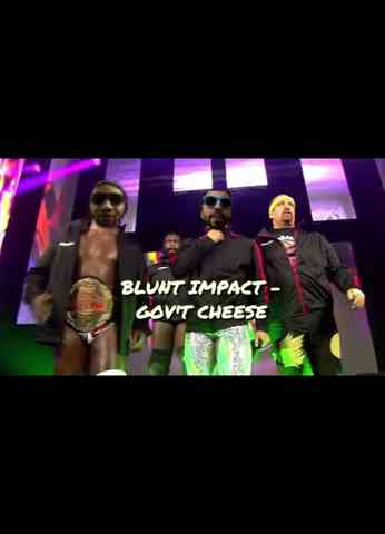 Impact Wrestling (1/26/21) Review - Blunt Impact - GOVT CHEESE