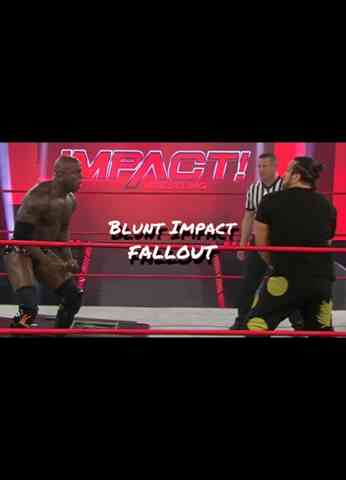 Impact Wrestling (2/16/21) Review - Blunt Impact - FALLOUT