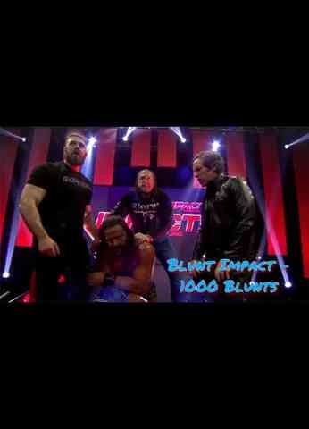 Impact Wrestling (3/30/21) Review - Blunt Impact - 1000 BLUNTS