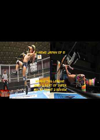 NJPW World Tag League 2020 & BOSJ 27 Night 2 Review - J-News Japan Ep 51 #njwtl #njbosj