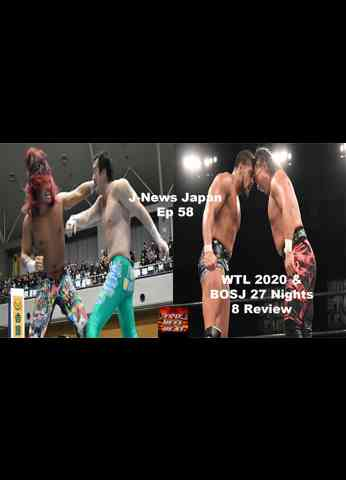 NJPW World Tag League 2020 & BOSJ 27 Night 8 Review - J-News Japan Ep 58 #njbosj #njwtl