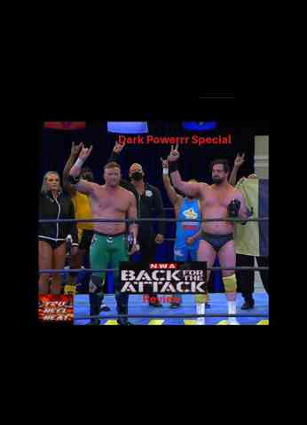 NWA Back For The Attack PPV Review - Dark Powerrr Special