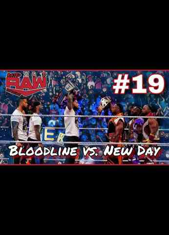 Rated Raw Superstars #19 - Bloodline Vs. New Day | WWE Raw (9/20/21) Review