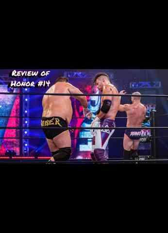 Review of Honor #14 - ROH TV Review (1/29/21)
