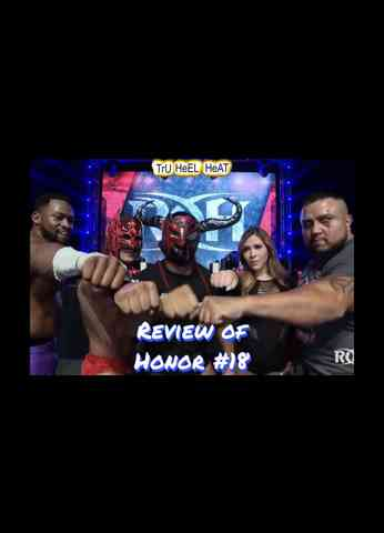 Review of Honor #18 - ROH TV Review (3/1/21)