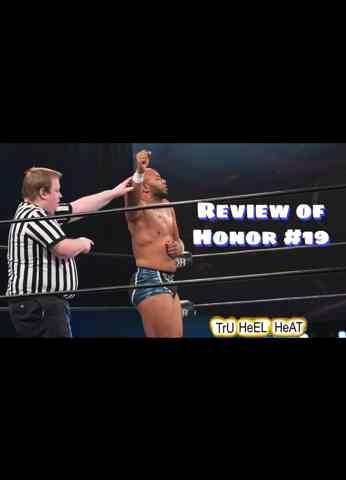 Review of Honor #19 - ROH TV Review (3/5/21)