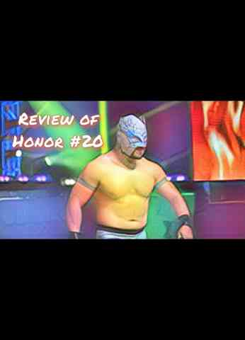 Review of Honor #20 - ROH TV Review (3/12/21)