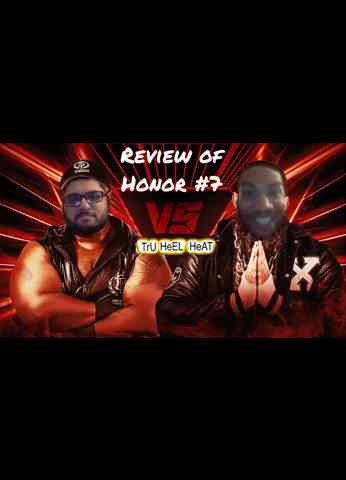 Review of Honor #7 - ROH TV Review (11/30/20)