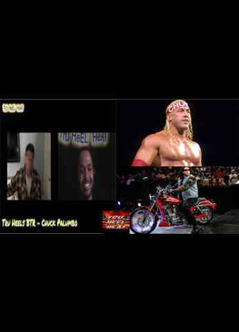 Tru Heels BTR w/Chuck Palumbo on WCW, The Invasion, Billy & Chuck, his YouTube channel & more!