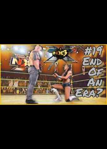 WWE NXT (8/17/21) Review | NX3 #19 - End of An Era?