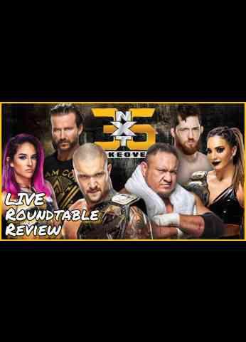 WWE NXT TakeOver 36 LIVE Roundtable Review
