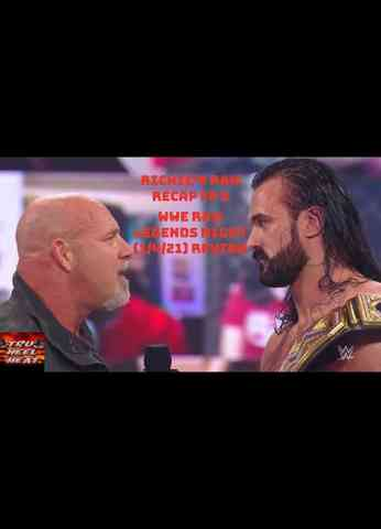 WWE Raw Legends Night (1/4/2021) Review - Richie's Raw Recap Ep 5