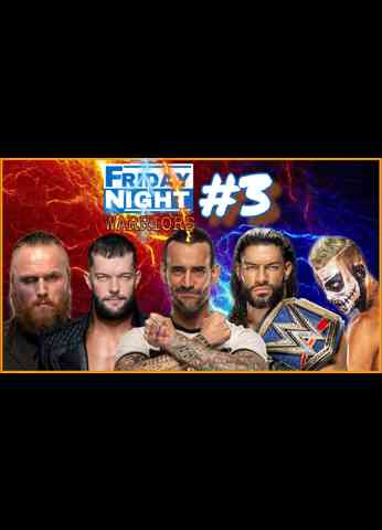 WWE Smackdown, AEW Rampage, Countdown To All Out Watch Along/Reactions - Friday Night Warriors #3