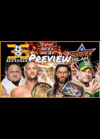 WWE SummerSlam 2021 & NXT TakeOver 36 Preview w/Louis Dangoor of Give Me Sport