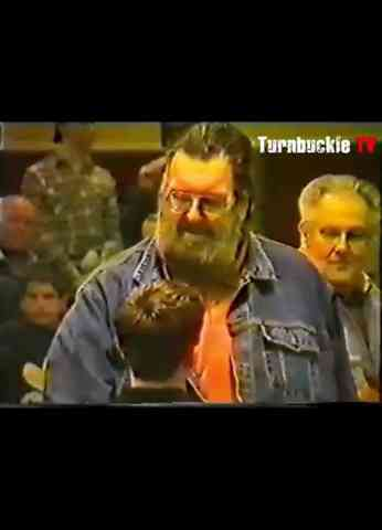 Turnbuckle TV Classics -GIANT HAYSTACKS final EVER public appearance (NEVER BEFORE SEEN FOOTAGE)