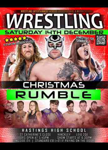 Christmas Rumble 2019
