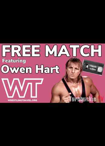 FREE MATCH FRIDAY: Owen Hart vs. Danny Collins