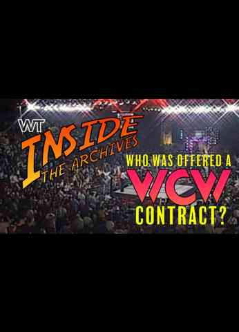 Inside The Archives: Who was offered a WCW Contract?