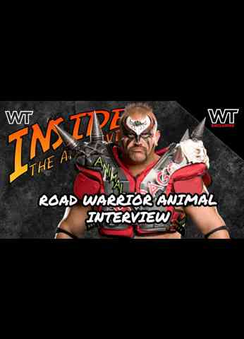 "Inside The Archives: WWE Hall of Famer ""Road Warrior"" Animal"
