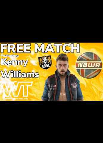 FREE MATCH: Kenny Williams vs. Big Grizzly
