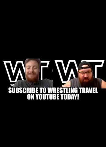 Subscribe To Wrestling Travel Today For A Special Giveaway! #WT1000