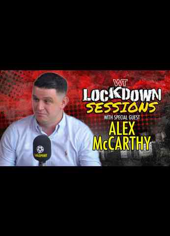 The Lockdown Sessions: Alex McCarthy