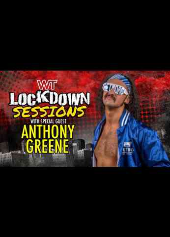 The Lockdown Sessions: Anthony Greene