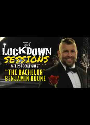The Lockdown Sessions: 'Bachelor' Benjamin Boone
