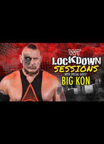 The Lockdown Sessions: Big Kon (Konnor of The Ascension)