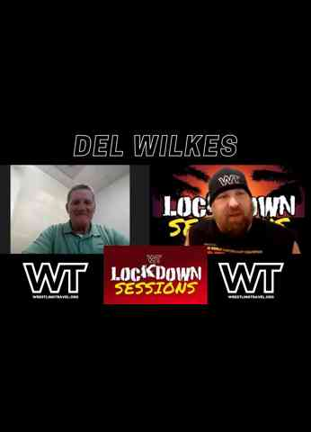 The Lockdown Sessions: Del Wilkes