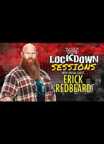 The Lockdown Sessions: Erick Redbeard - Part One