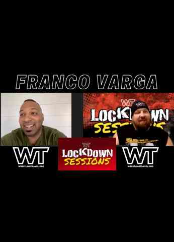 The Lockdown Sessions: Franco Varga - Part Two