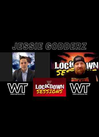 The Lockdown Sessions: Jessie Godderz - Part Two