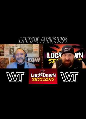 The Lockdown Sessions - Maddog Mike Angus - Part One