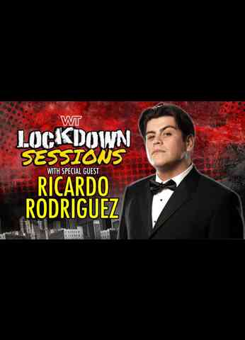 The Lockdown Sessions: Ricardo Rodriguez