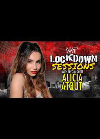 "The Lockdown Sessions: ""The Interview Queen"" Alicia Atout"
