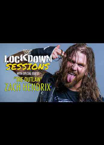 The Lockdown Sessions: 'The Outlaw' Zach Hendrix