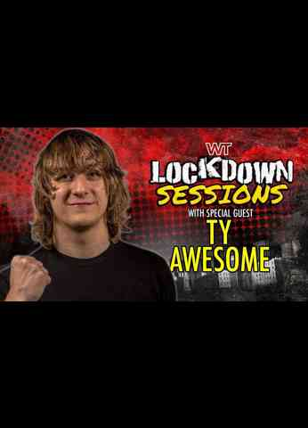 The Lockdown Sessions: Ty Awesome