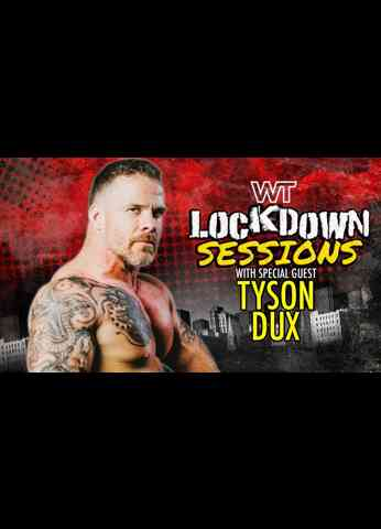 The Lockdown Sessions: Tyson Dux